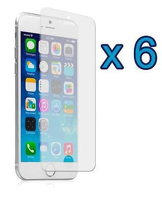 6 x Apple iPhone 6 Anti Glare Matte Screen Protector Guard for Apple iPhone 6