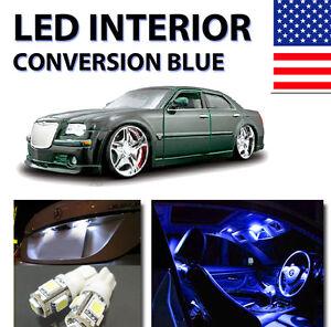Image Is Loading 2005 2010 For Chrysler 300 300c Blue Led