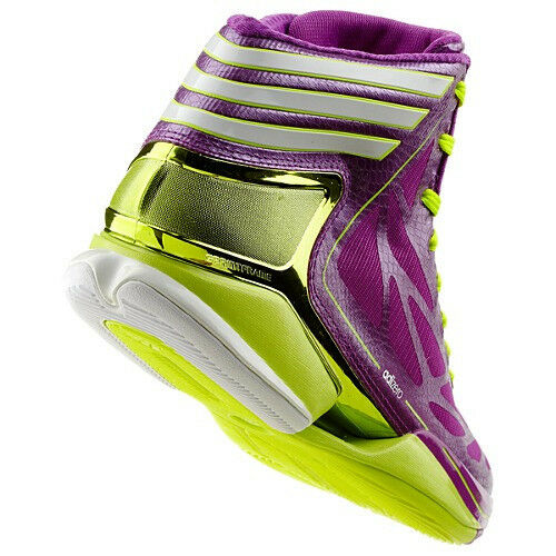 Nueva ~ adidas adizero Crazy baloncesto Light 2 zapatos de baloncesto Crazy de la ciudad de sueño rosa ~ Hombre Tamaño 9 7e8a96