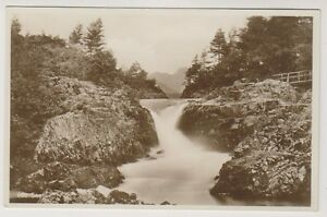 Cumbria postcard - Skelwith Force (A87)
