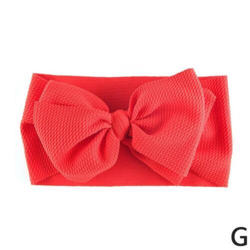 Kid Girl Baby DIY Hairband Toddler Lace Bow Flower headband Accessories Headwear