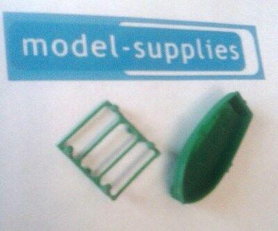 100% Vero Matchbox Riproduzione 45b Ford Corsair Barca In Plastica Verde E Cremagliera-mostra Il Titolo Originale