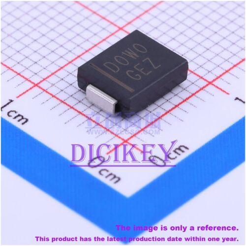 TVS Diodes 10PCS X DOWO SMCJ24A SMC DO-214AB