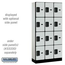 Commercialindustrial Use Locker Storage Cabinet With Locker Numbers Engraved