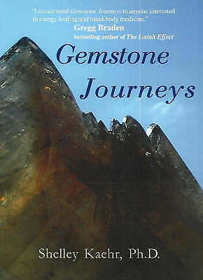 Gemstone Journeys, Kaehr, Shelley, New Book