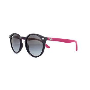 Ray-Ban Junior Sunglasses 9064 70218G Violet Red Grey Gradient   eBay 937c28abb8