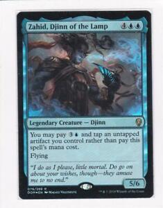 Rare Djinn of the Lamp - Dominaria Zahid 076//269