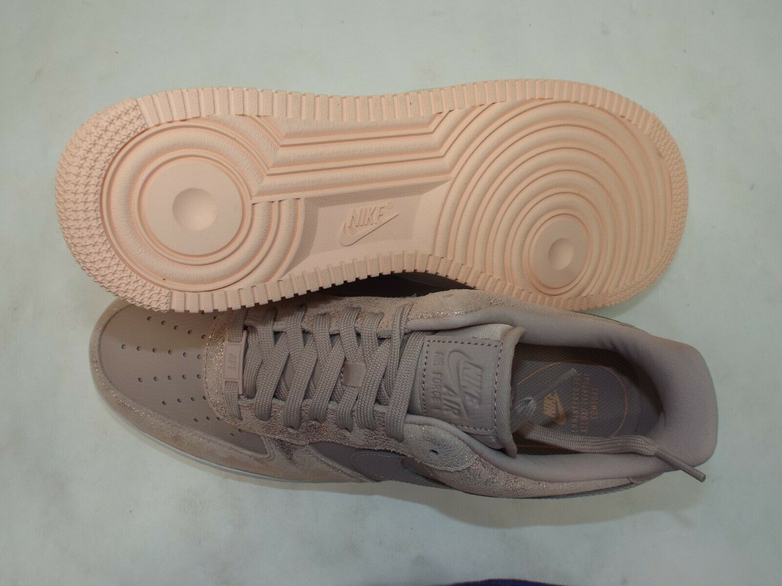Details about Nike Air Max 97 LX Womens Overbranded Desert Dust black AR7621 200 NIB