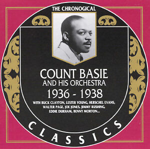 1936-1938-by-Count-Basie-CD-Apr-1990-Classics