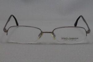 Dolce&Gabbana Titanium mod Oval Nylon Medium sz 51/18 Eyeglasses Frame - Italia - Dolce&Gabbana Titanium mod Oval Nylon Medium sz 51/18 Eyeglasses Frame - Italia