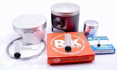 65.94mm A Kawasaki KDX200 1986-2006 66.00mm Bore Wossner Racing Piston Kit