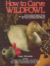 How to Carve Wildfowl: Book 1