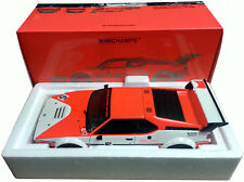1/18 MINICHAMPS BMW M1 E26 Procar Series 1979 Lauda Marlbo #5  ITEM:180792905