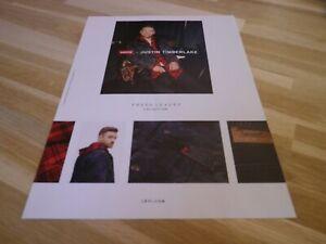 Justin-Timberlake-Levi-039-s-Pubblicita-di-Rivista-Pubblicita
