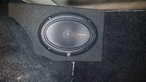 68-77 Corvette 45 Degree Tuck-Away Speaker System with Rockford Fosgate Speakers