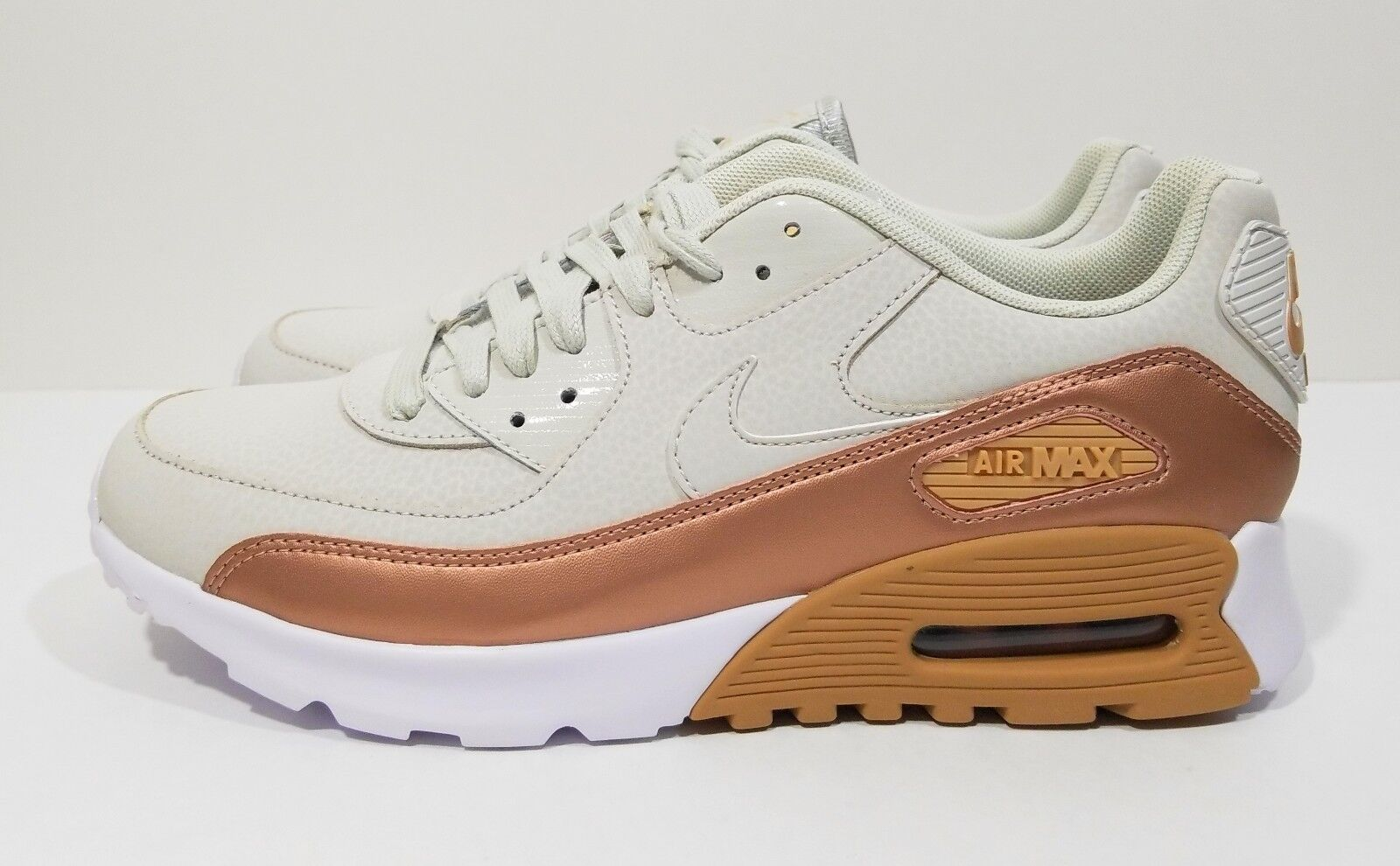 Nike Air Max 90 Ultra SE Womens Running shoes Light Bone Size 9