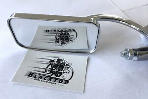 Universal-Mirror-Bar-End-Suits-7-8-034-Bar-Rectangle-Cafe-Racer-Triton-EXPRESS-POST