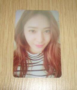 F-X-F-X-4th-Album-4-walls-Crystal-Krystal-Photo-Card-Official-K-POP