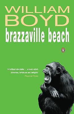 Brazzaville Beach by William Boyd, Acceptable Book (Paperback) FREE & Fast Deliv