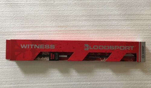 "B8110053 Two Six Packs BLOODSPORT Witness 20/"" Crossbow Arrows Bolts"