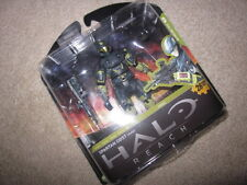 """Halo Reach Series 4 """"Steel/Pale ODST"""" Action Figure (Xbox 360) NEW rare MINT"""