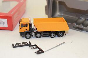Herpa-307727-Man-tgs-m-euro-6-camiones-de-volteo-4-alineacion-1-87-h0-nuevo-en-OVP