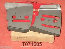 Genuine HOMELITE A-70688 set inner / outer bar guide shim plate 360 35SL saw NOS