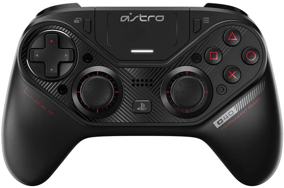 Astro Gaming C40 TR Wireless controller PlayStation 4 license Black JAPAN IMPORT