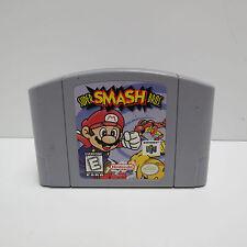 Super Smash Bros. (N64 Nintendo 64, 1999) Video Game Cartridge AUTHENTIC