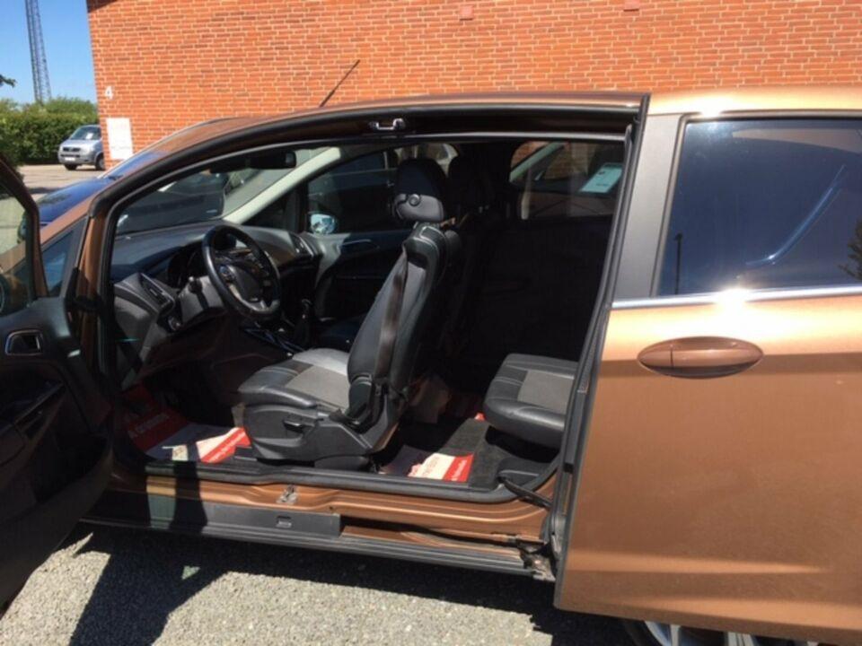 Ford B-MAX 1,6 TDCi 95 Titanium Diesel modelår 2013 km