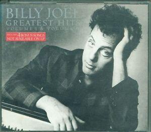 Billy-Joel-Greatest-Hits-Volume-I-Ii-4-Bonus-Japan-Box-Nobarcode-2X-Cd-Ottimo
