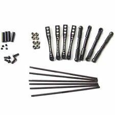 Hot Racing WRA311X01 Full Set Sway Bar Kit: Axial 1/10 Yeti & Wraith