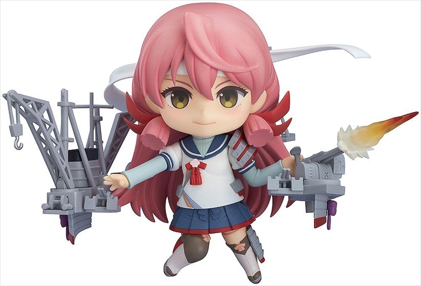Good Smile Kantai Collection Kancolle Akashi Kai Nendoroid Action Figure