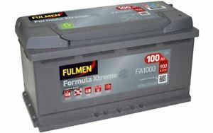 batterie voiture 90ah 900a bmw
