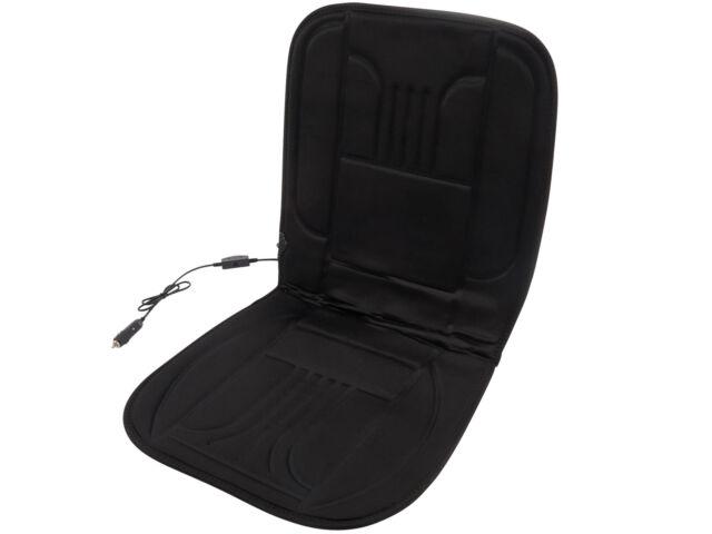 Sitzheizung Beheizbare Sitzauflage Heizkissen Heizmatte schwarz 12V  2 Stufen DE