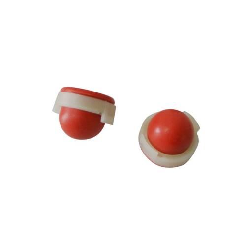 2Pcs Briggs /& Stratton Primer Ball Bulb For Craftsman Lawn Mower 694394 494408