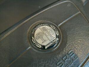 Original-Mercedes-Benz-W124-AMG-Neubeziehen-Lederlenkrad-Lenkrad-Leder