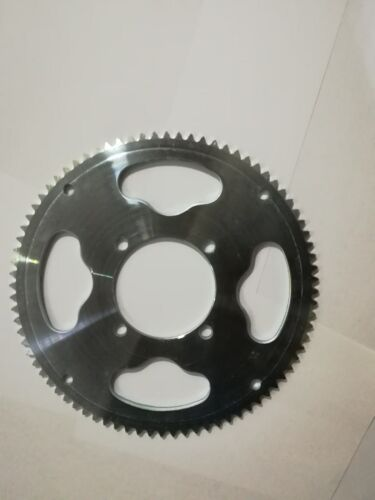 E-Scooter Parts 80T Tooth Sprocket Cog 25H Chain Wheel Rim Drive Plate Sprocket