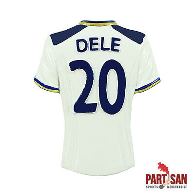 more photos 01617 60eb2 Dele Alli Tottenham Spurs Football Shirt Fridge Magnet Gift Souvenir | eBay