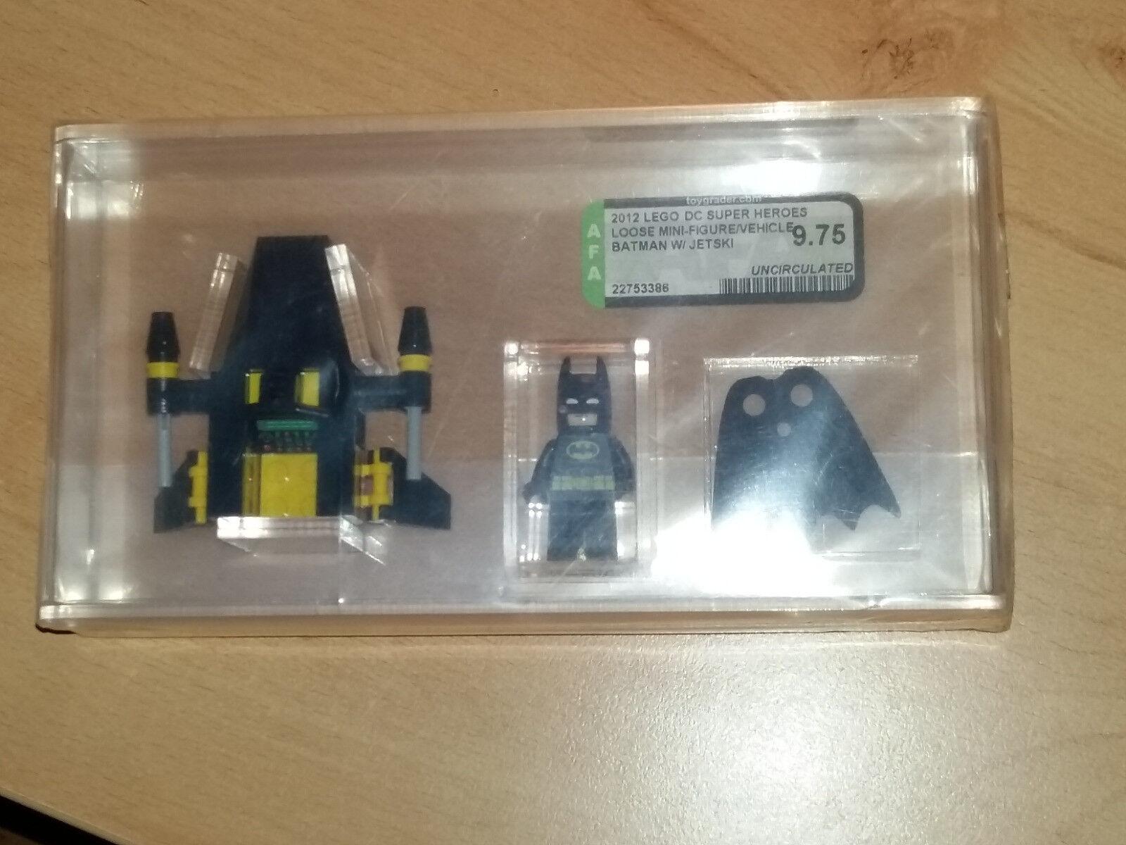 LEGO® Mini Batuomo with Jetski - AFA 9.75   popolare