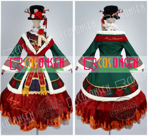 Love Live Koizumi Hanayo Christmas Idolized After Wakening Cosplay Costume