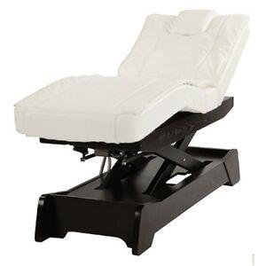 kosmetikliege elektrisch massageliege spaliege wellness. Black Bedroom Furniture Sets. Home Design Ideas