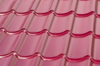 Dachplatten In 24 Stunde! Dächer Diversifiziert In Der Verpackung Dachbleche Trapezbleche