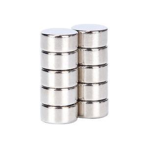 10 x neodym magnete n42 10mm x 5 mm super magneten minimagnete b ro pinnwand ebay. Black Bedroom Furniture Sets. Home Design Ideas