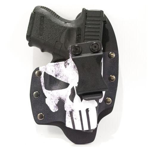 Punisher Long SCCY NT Hybrid IWB Holster for Makarov STEYR Handguns