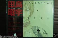 Shou Tajima Galerians Art book Galerians A Head OOP