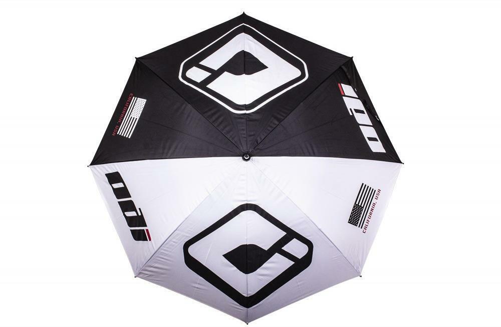 ODI 60  Umbrella w  Lock-On MTB Grip Installed