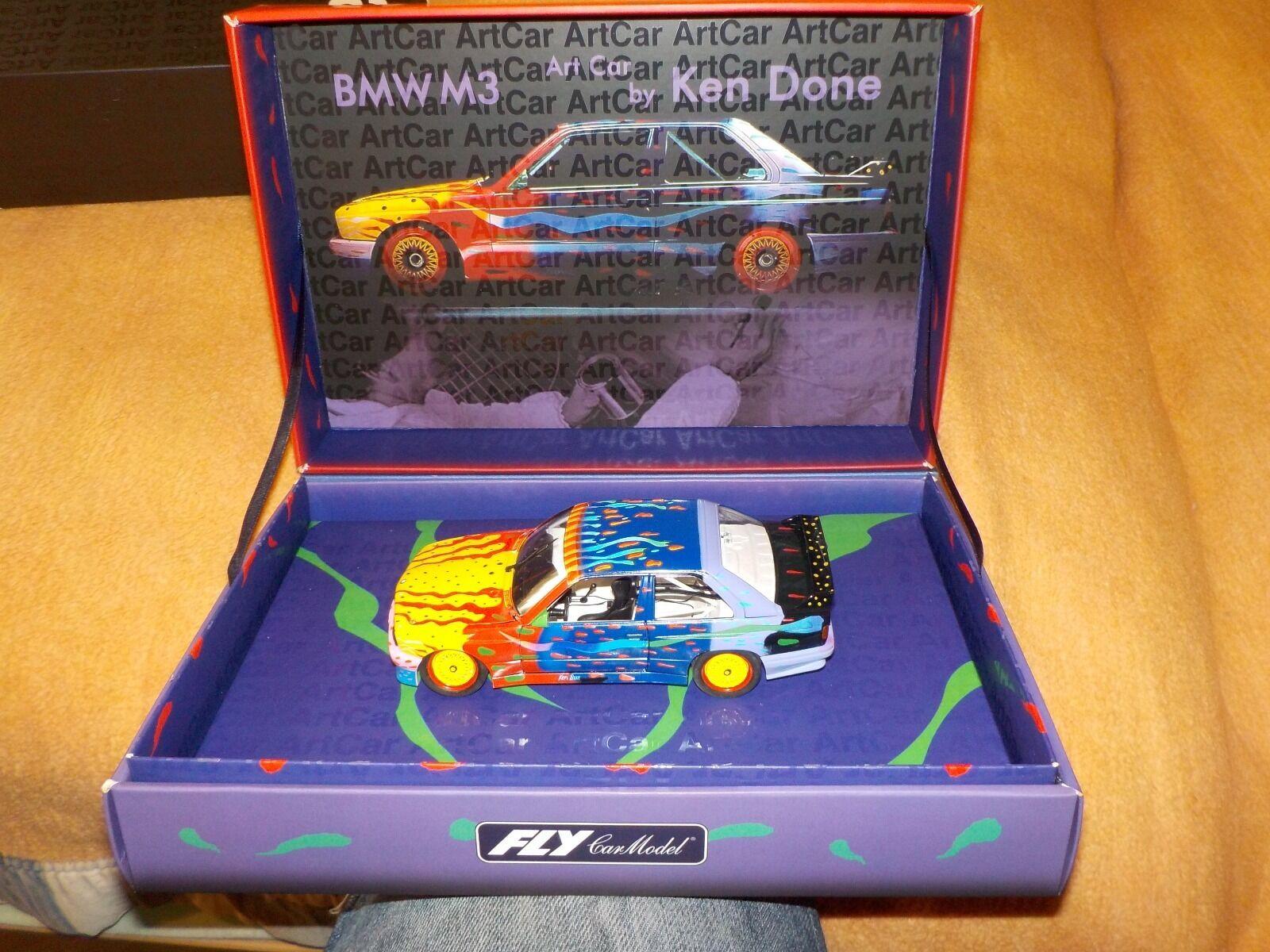 BMW Auto Art M3 Slotcars Modellauto Rennbahn