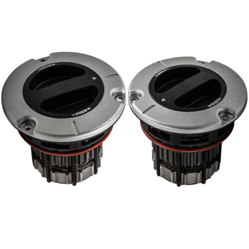 2 set Front Manual Locking Hub For Ford Super Duty F-Series BC3Z-3B396-B 05-16