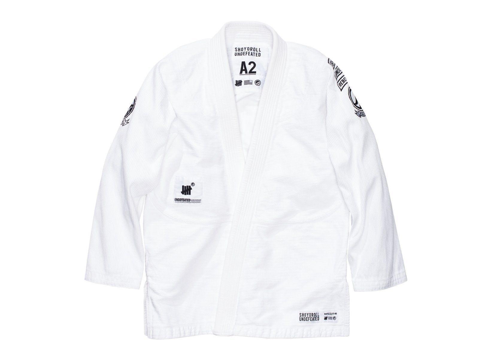 Shoygoldll White A2 Batch UND Kimono UNDEFETED